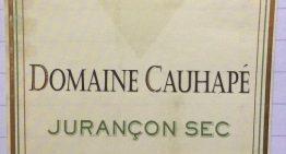 589. Domaine Cauhapé, Chante des Vignes Jurançon Sec, 2009
