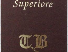 596. Tommaso Bussola, Valpolicella Classico Superiore T.B, 2005