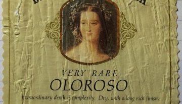 612. Emilio Lustau, Emperatriz Eugenia Very Rare Oloroso Sherry, NV (2011)