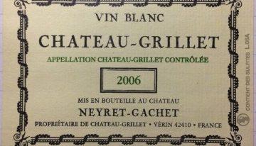 645. Neyret-Gachet, Château-Grillet, 2006