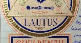 658. Bodegas Guelbenzu, Lautus Ribera del Queiles VdlT, 2004