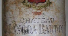 660. Château Langoa Barton, Saint-Julien, 1988