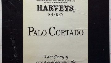 669. Harvey's, Palo Cortado Sherry, NV (2011)