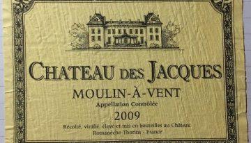 680. Louis Jadot, Château des Jacques Moulin-à-Vent, 2009
