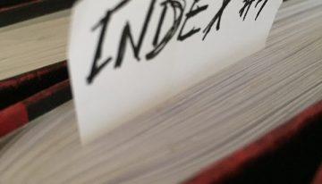 Book 4 Index