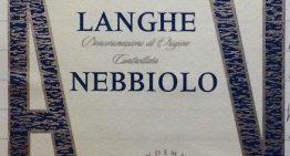705. Alessandro Veglio, Langhe Nebbiolo, 2010
