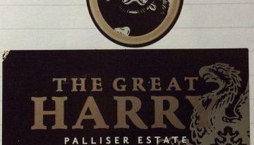 708. Palliser Estate, The Great Harry Pinot Noir Martinborough, 2006