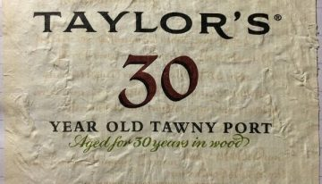 739. Taylor's, 30 Year Old Tawny Port, NV (2012)