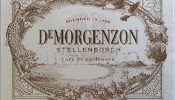761. DeMorgenzon, Chenin Blanc Stellenbosch, 2012
