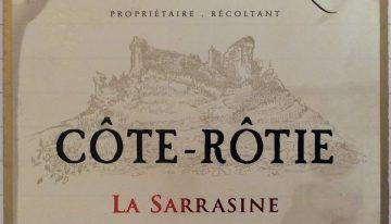 762. Domaine de Bonserine, Côte-Rôtie La Sarrasine, 2009
