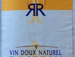 768. Cave de Rasteau, Rasteau Rosé Vin Doux Naturel, NV (2009)