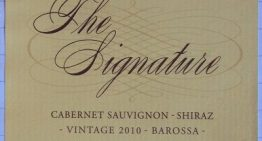 893. Yalumba, The Signature Cabernet Sauvignon-Shiraz Barossa Valley, 2010