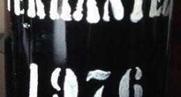 934. Blandy's, Terrantez Madeira, 1976